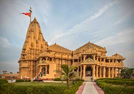 Image result for somnath mahadev mandir