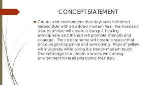 Residential Design Interior Project Simple Concept Statement Interior Design