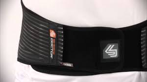 Shock Doctor 838 Ultra Back Support
