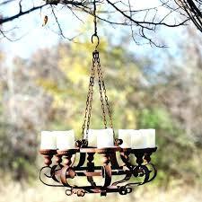 chandeliers outdoor candle chandelier outdoor candle chandeliers wrought iron s outdoor candle chandelier nz outdoor
