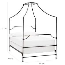 Maison Canopy Bed | PBteen