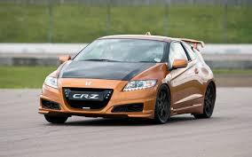 Honda CR-Z Mugen First Drive - Motor Trend