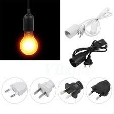 kwmobile lamp socket e27 metal pendant