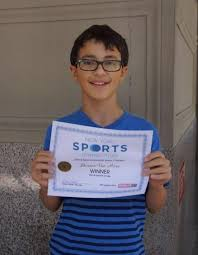brooklyn junior sportswriters recognized in new york sports        new york sports connection essay contest  brooklyn heights resident brazen van horn won the sixth  and seventh grade division