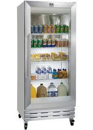 fridge with glass door canada designs