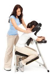 chair massage. on-site chair massage chair massage g