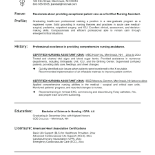Personal Care Assistant Job Description For Resume Resume Personal Care Assistant Resume 17