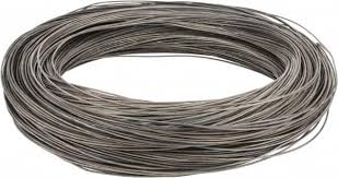 Value Collection 9 Gage 0 1483 Inch Diameter X 1 705 Ft Long Steel Stone Wire 31982820 Msc Industrial Supply