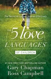 Image result for 5 love languages of children