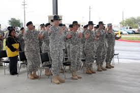 Us Army Cavalry File Us Army 53162 Unit Leaders Assigned To The 4th Brigade