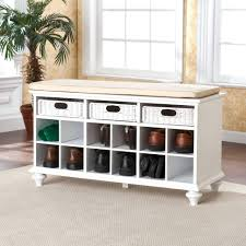 Boot Bench With Coat Rack Bench Shoe Storage Bench Wooden With Cushion And Rack Doors 67