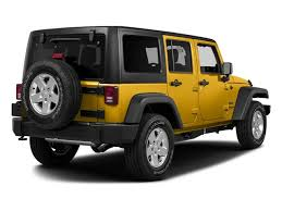 2018 jeep yellow. fine jeep baja yellow clearcoat 2018 jeep wrangler jk unlimited pictures  sport 4x4 photos rear on jeep yellow