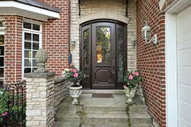 custom front doorsHeritage Front Entry Doors in Chicago IL at Glenview Haus