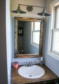Bathroom  Bathroom Mirror With Lights Bathroom Lighting Ideas - Bathroom lighting pinterest