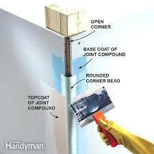 add a touch of class to ordinary drywall corners edge bead corner home depot view all