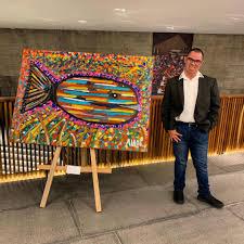Alan Téllez - El pez en mar sucio. Esta obra, nació... | Facebook
