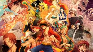 Anime Wallpaper One Piece New World