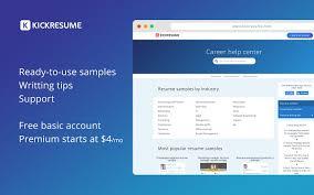 Kickresume Find Your Dream Job Chrome Web Store