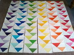 149 best Quilt - Flying Geese images on Pinterest | Flying geese ... & Free Spirit Essentials quilt by Faith from Fresh Lemons Quilts Adamdwight.com