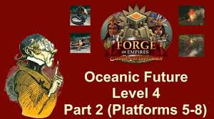 Foehints Guild Expedition Level 4 Oceanic Future Part 2 In Forge Of Empires