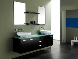 popular cool bathroom color:  paint color ideas for your home