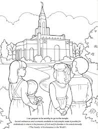 Small Picture Lds Temple Coloring Pages Coloring Home