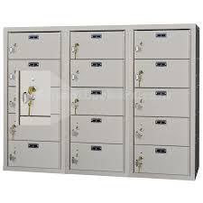 pistol lockers with 15 built in locks