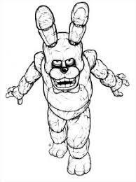 fnaf freddy five nights at freddys free to print coloring pages printable and coloring book to print for free find more coloring pages for kids and