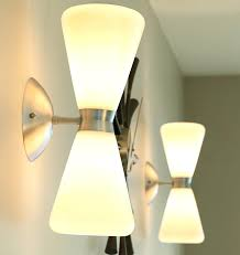mid century modern wall sconce inmation candle sconces canada exterior lights