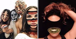 mimi choi a 31 year old makeup artist from vancouver has some mesmerizing transformations on insram featuring optical illusions that will make you