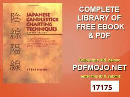 Japanese Candlestick Charting Techniques Youtube Japanese Candlestick Charting Techniques Second Edition