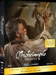 Michelangelo Infinito: il film che ripercorre la vita del genio Michelangelo  Buonarroti arriva in DVD e Blu-Ray
