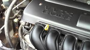 OCV problem on 2003 Toyota Matrix 1ZZ-FE??? - YouTube