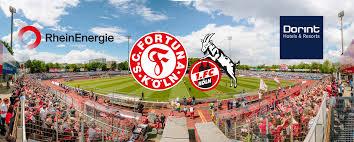 O clube foi fundado em 13 de fevereiro de 1948 por fusão dos clubes de futebol köln bc 01 e spvgg sülz 07. Fanhinweise Fur Das Spiel Gegen Den 1 Fc Koln Am 09 07 21 Fortuna Koln