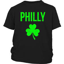Tee Irish Patricks Shamrock Philadelphia Shirt Philly St – Philadelp Cream Day