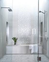 Best 25 Modern Bathroom Tile Ideas On Pinterest  Hexagon Tile Small Tiled Bathrooms