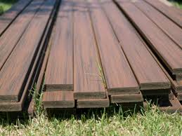 the diffe kinds of decking materials