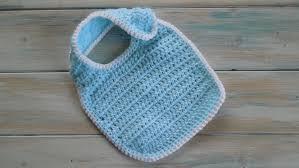 Free Crochet Baby Bib Patterns