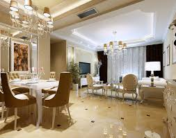 crystal dining room for luxurious impression. Luxury Elegant Design Of The High Interior That Has Modern Chandelier Can Add Beauty Inside With Cream Floor Make It Seems Great Crystal Dining Room For Luxurious Impression N