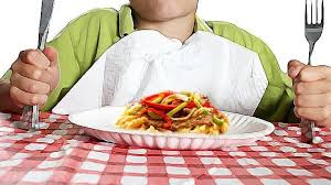 tempt 12 year child to eat healthy