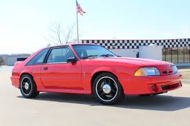 1993 FORD MUSTANG COBRA R (SOLD! SOLD! SOLD!) - Happy Days Dream Cars