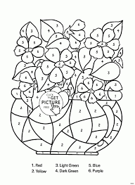Spring Break Coloring Pages Printable Coloring Page For Kids