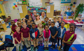 burgess peterson elementary school teacher tracey pendley named the 2020 georgia teacher of the year
