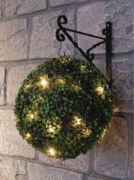 Disney Solar Topiaries From Montgomery Ward  732442Artificial Topiary Trees With Solar Lights