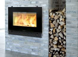 outdoor gray oak 3d honed stacked stone marble ledger panels panel 40 sq ft outdoor modern fireplace ember max steel
