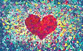 desktop background hd pattern. Beautiful Desktop Love Heart Pattern HD Wallpaper Desktop Background With Hd P