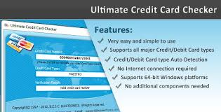 Maybe you would like to learn more about one of these? Ultimate Credit Card Checker By Beic Codecanyon