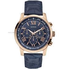 """men s guess horizon chronograph watch w0380g5 watch shop comâ""""¢ mens guess horizon chronograph watch w0380g5"""