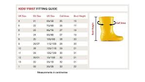 Hunter Size Chart Hunter Boot South Africa