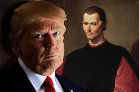 "sincerely niccolo machiavelli an open letter to donald trump   i ve recently had to add the trigger warning of ""civilization and barbarism "" as i lead the students from columbus and machiavelli to the reformations"